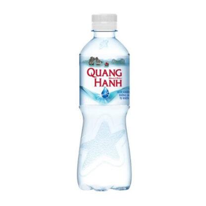 Nước khoáng thiên nhiên Quang Hanh 500ml chai nhựa