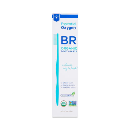 BR Organic Toothpaste