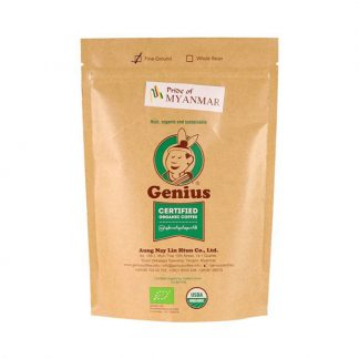 Genius Coffee Fine Ground