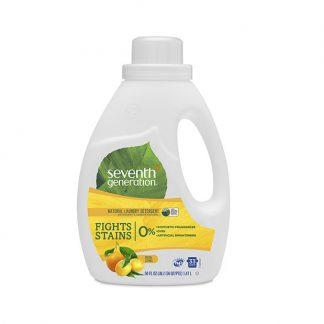 Nước giặt hữu cơ hương hương chanh Seventh Generation