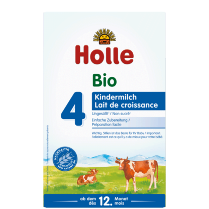 Sữa bò hữu cơ Holle 4