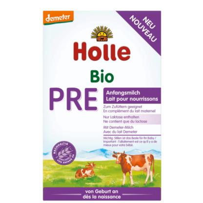 Sữa bò hữu cơ Holle Bio Pre 400g