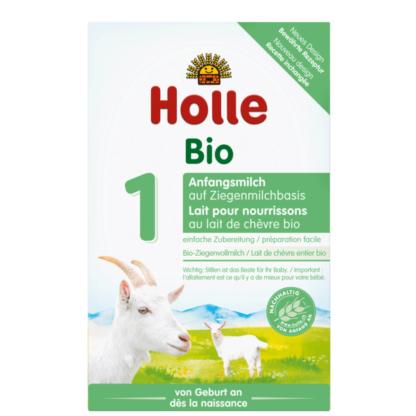 Sữa dê hữu cơ Holle 1