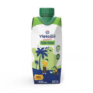 Sữa dừa hữu cơ VIETCOCO 330ml
