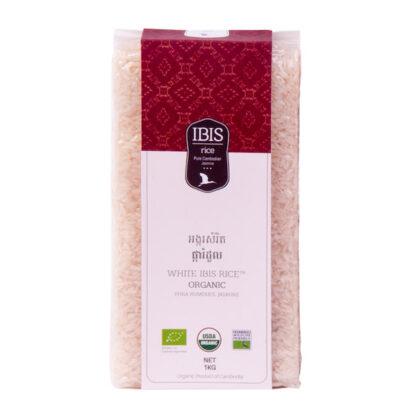 white ibis rice organic