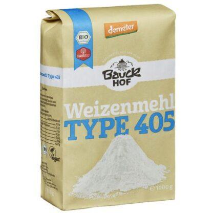 Bột mì hữu cơ Bauckhof type 405