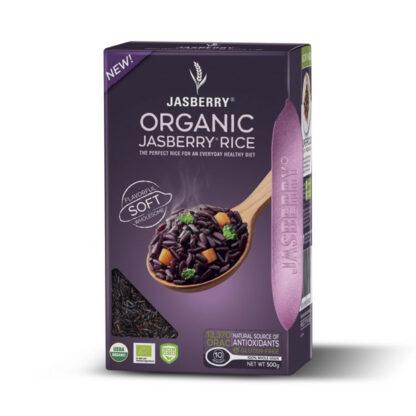jasberry organic rice 500g