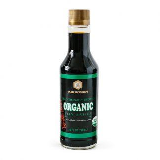 kikkoman organic soy sauce