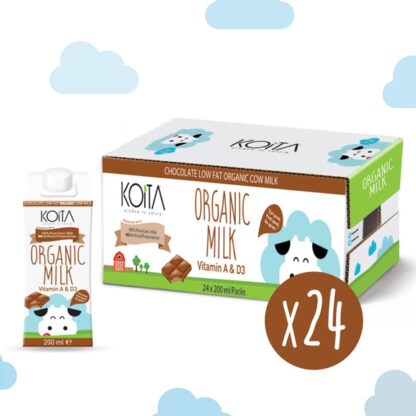koita organic chocolate milk case