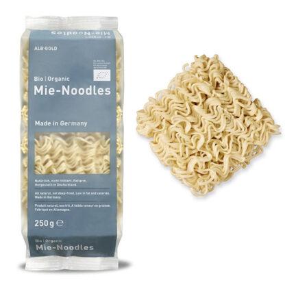 Mì ăn liền hữu cơ ALB GOLD 250g