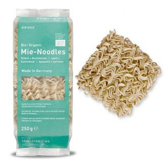Mì ăn liền hữu cơ kiều mạch ALB GOLD 250g
