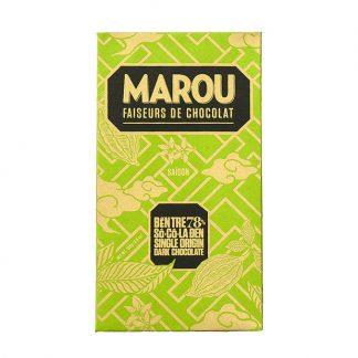 Chocolate đen 78% Marou Bến Tre