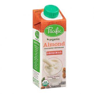 Sữa hạnh nhân hữu cơ Pacific 240ml