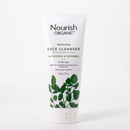 Sữa rửa mặt hữu cơ Nourish Organic