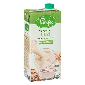 Sữa yến mạch hữu cơ Pacific 946ml