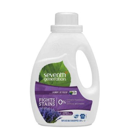 Nước giặt Seventh Generation bạch đàn xanh oải hương