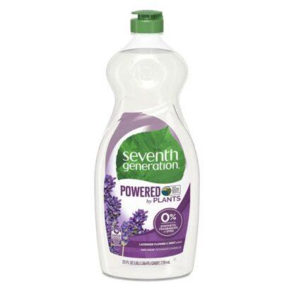 Nước rửa chén Seventh Generation oải hương bạc hà