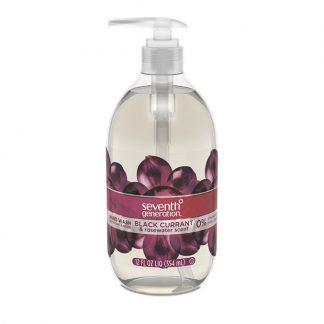 Nước rửa tay Seventh Generation quả lý chua hoa hồng