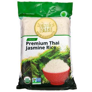 Gạo thơm Jasmine hữu cơ Thái Lan