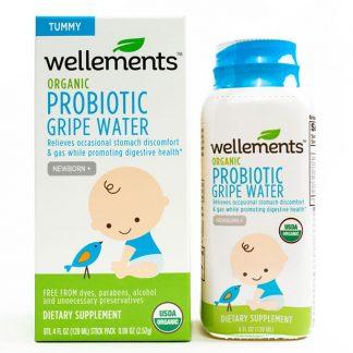 Lợi khuẩn hữu cơ cho bé Wellements