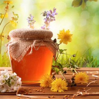 Đường, mứt, mật ong