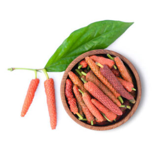Tiêu lốt (long pepper) hữu cơ 100g