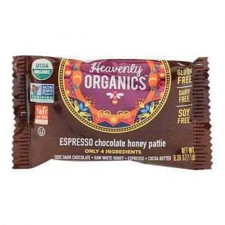 Chocolate espresso mật ong Heavenly Organics