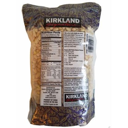Hạt thông hữu cơ Kirkland