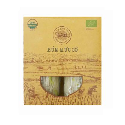 Bún gạo hữu cơ Quốc Hương 320g