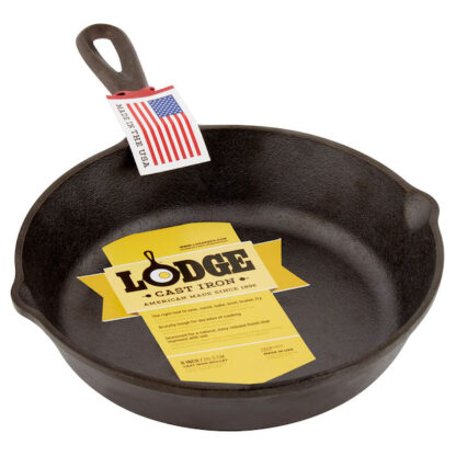 Chảo gang Lodge Cast Iron cao cấp