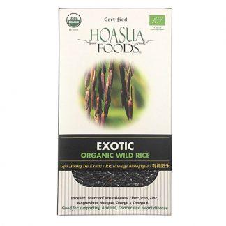 gao exotic organic wild rice