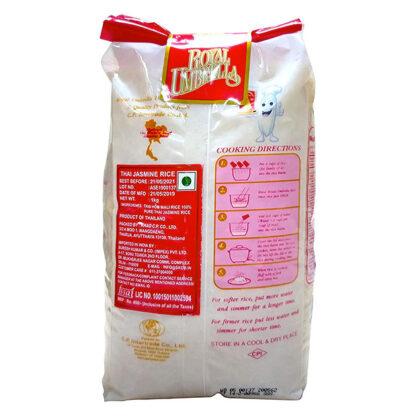 Gạo thơm Hom Mali Royal Umbrella Thái Lan
