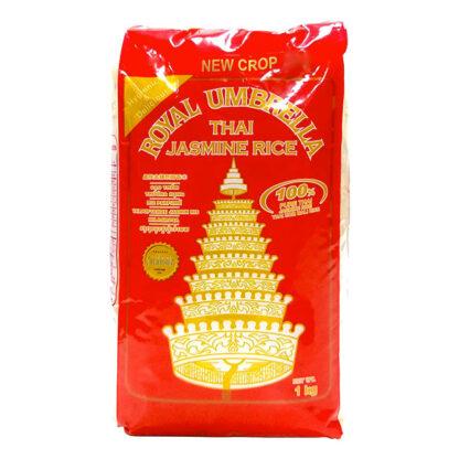 Gạo thơm Hom Mali Royal Umbrella Thái Lan 1kg