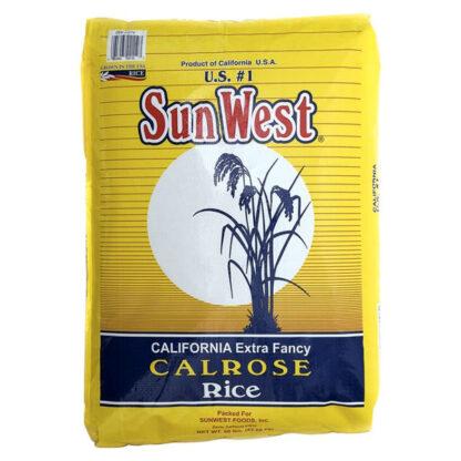Gạo thơm U.S Calrose Mỹ 5kg