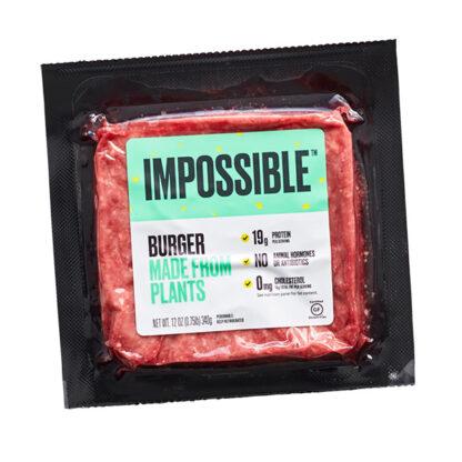 Thịt bò thực vật Impossible 340g