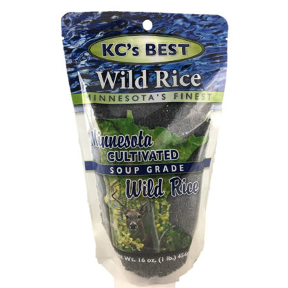 Gạo hoang dã (wild rice) Bắc Mỹ 454g