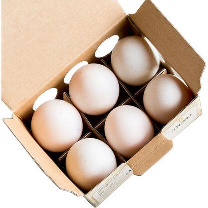 Trứng hữu cơ Everyday (6 quả)