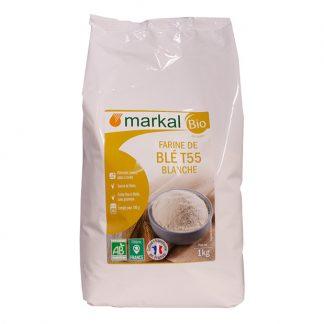 Bột mì trắng đa dụng hữu cơ T55 Markal 1kg