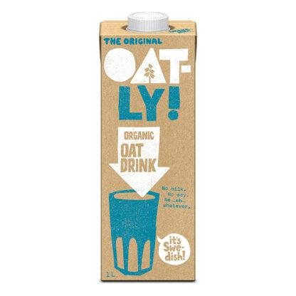 Sữa yến mạch hữu cơ Oatly 1lít