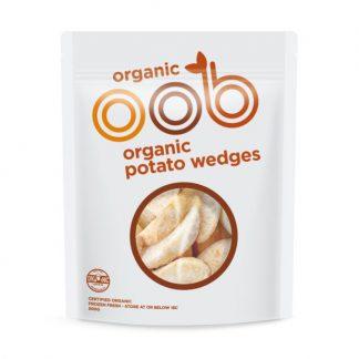 Khoai tây hữu cơ đông lạnh OOB 500g
