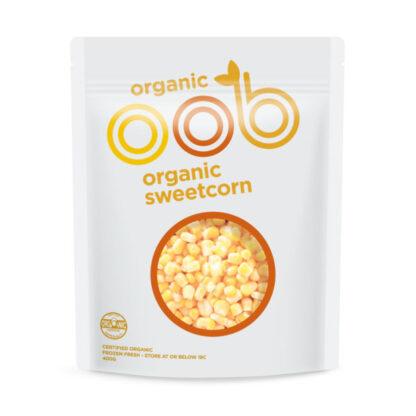 Ngô ngọt hữu cơ đông lạnh OOB 400g