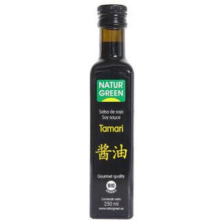 Nước tương tamari hữu cơ NaturGreen 250ml