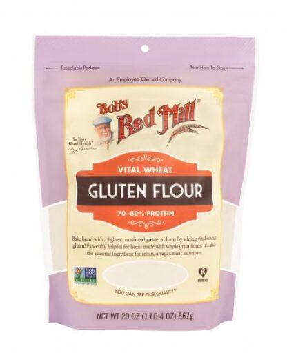 Bột mì căn (seitan) vital wheat gluten Bob's Red Mill