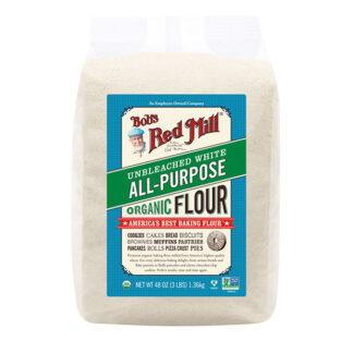 Bột mì đa dụng hữu cơ Bob's Red Mill 1,36kg