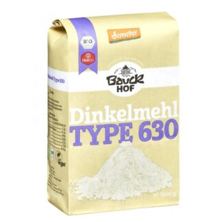 Bột lúa mạch cổ đại hữu cơ Bauckhof type 630