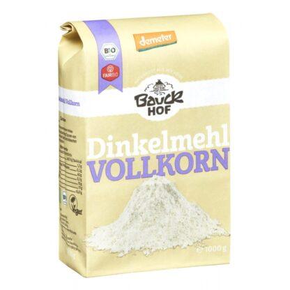 Bột lúa mạch cổ đại nguyên cám hữu cơ Bauckhof VollKorn