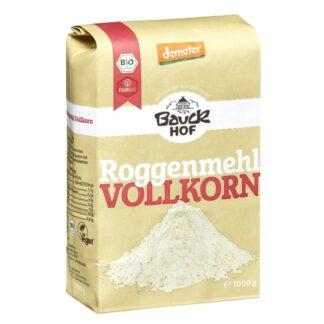 Bột mì đen hữu cơ Bauckhof VollKorn