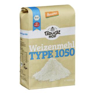 Bột mì hữu cơ đa dụng Bauckhof type 1050