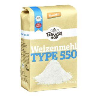 Bột mì hữu cơ đa dụng Bauckhof type 550