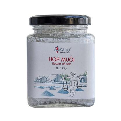 Hoa muối SAHU (Flower of Salt) 125g